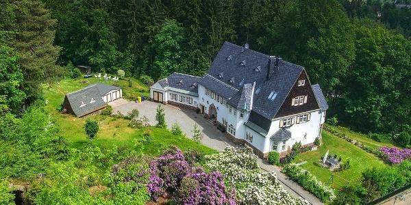 Landhaus vom Bismarckturm