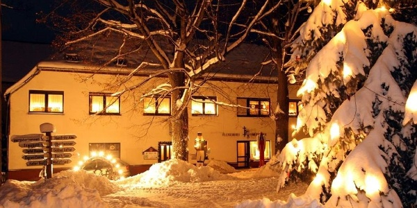 Außenansicht Winter