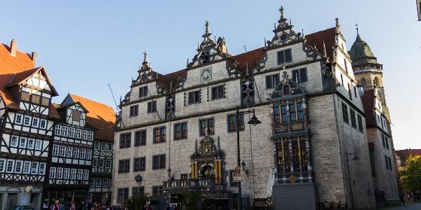 Weserrenaissance-Rathaus