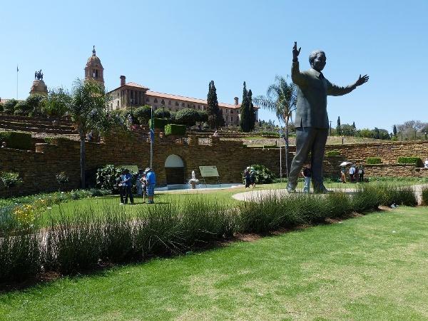 Nelson Mandela Memorial in Pretoria