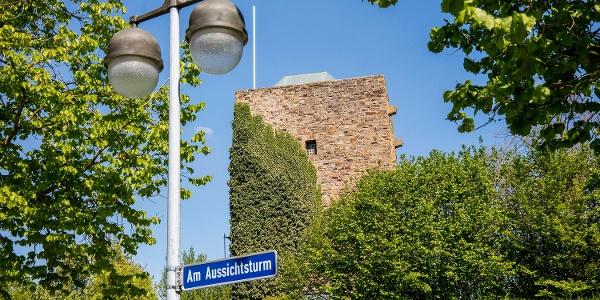 Aussichtsturm des Schwäbischen Albvereins