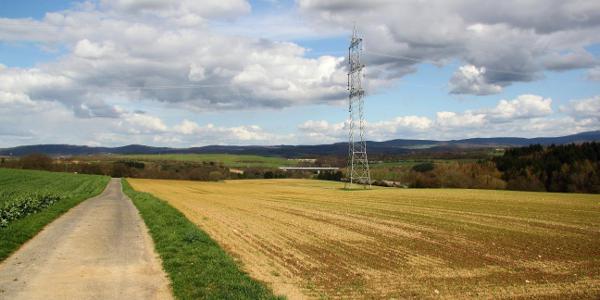 Blick Richtung Wörsbachtal