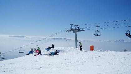 Skifahren in der Slowakei
