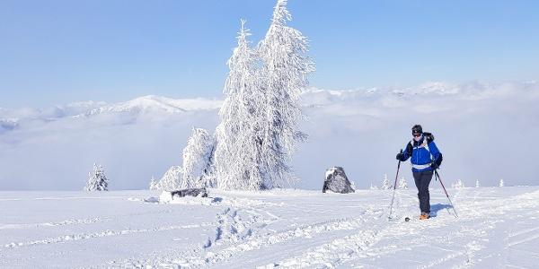 Skitour Gerlitzen