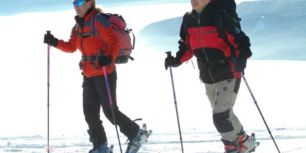 Skitour Verditz