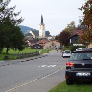 Ortseingang Oberstaufen
