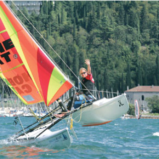 Sailing Du Lac Surfsegnana