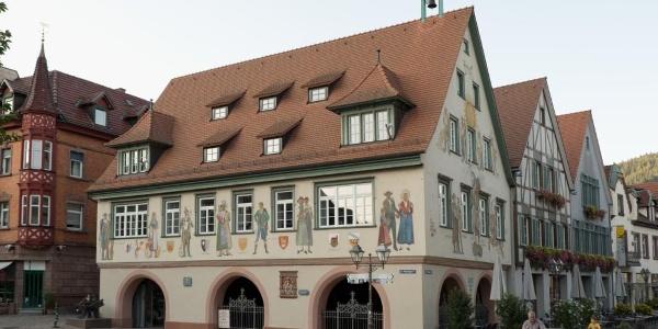 Rathaus Haslach