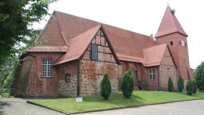 Ev.-luth. Johannis der Täufer-Kirche