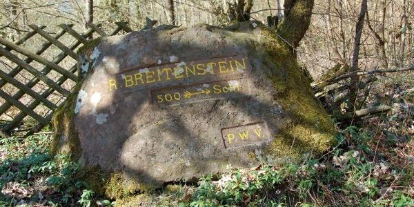 R. Breitenstein 500 Schr.