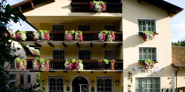 Hotel Restaurant Landgasthof Mann