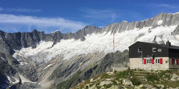 Umgebung der Bergseehütte