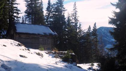 Pyhrgas Jagdhütte 1357m