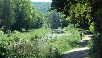 Flusslandschaften in Pforzheim