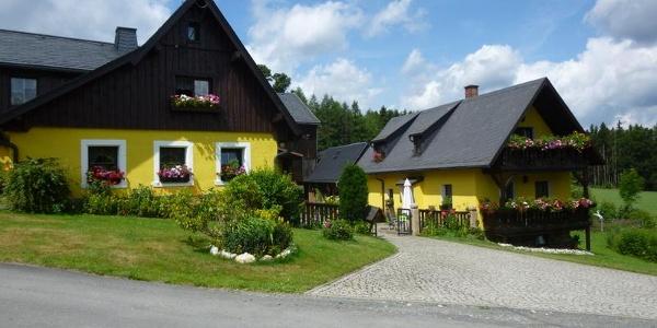 Außenansicht Ferienhaus Müller