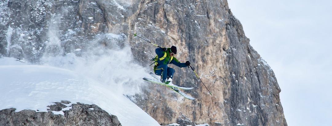 Wintertouren im Trentino