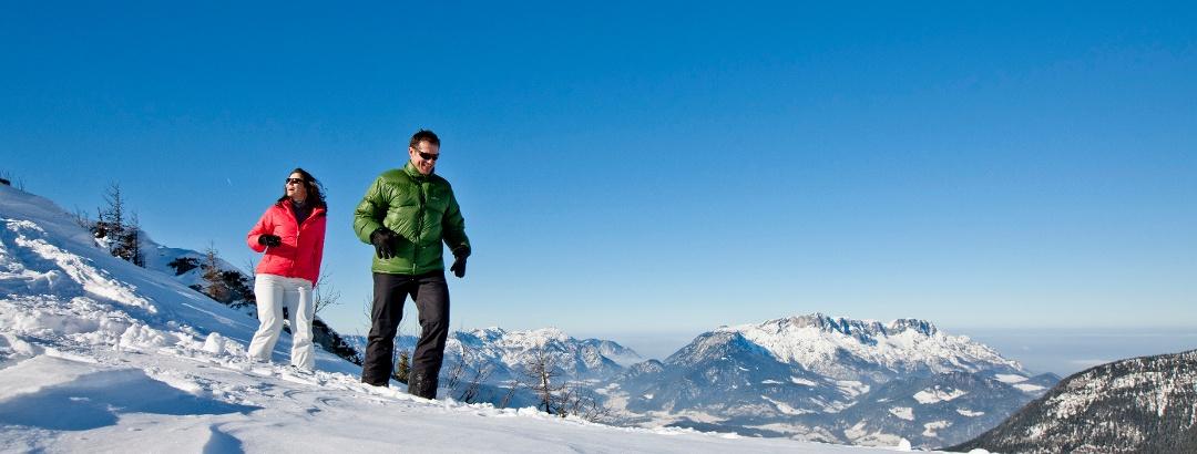 Winterwandern im Berchtesgadener Land
