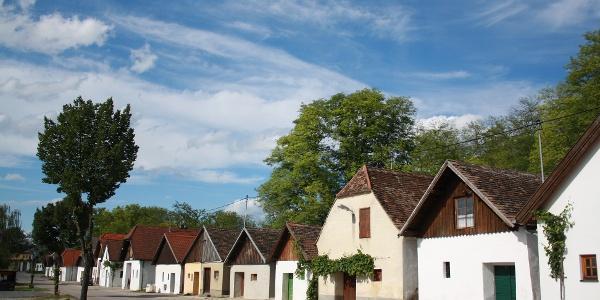 Kellergasse Jetzelsdorf