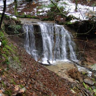 Ebersberger Wasserfall