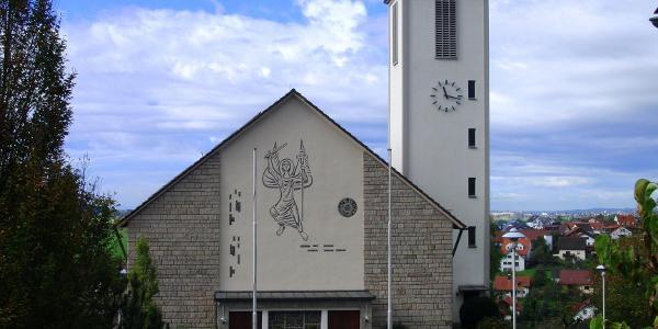"""""""Herz-Jesu-Kirche"""" Ebersberg"""