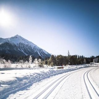 Heidsee Winter