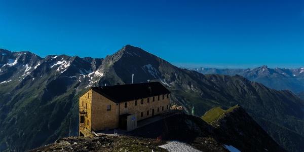Blickvon der Bergstation