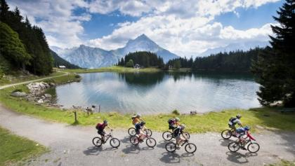 Bike-Tour 407: Arnisee - das schönst mögliche Tourenziel