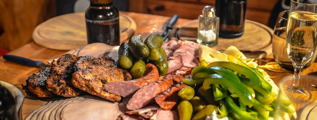 Zünftige Hausmannskost und gutes Bier in der Grundmühle