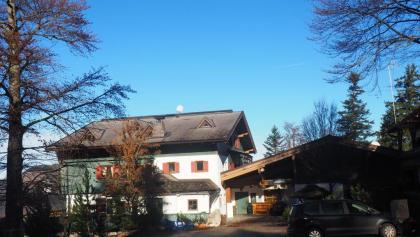 Hochberghaus 1132m (Herbstfoto)