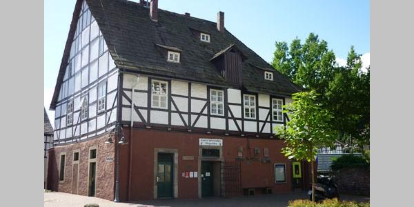 Brennereihaus - die heutige Touristinformation