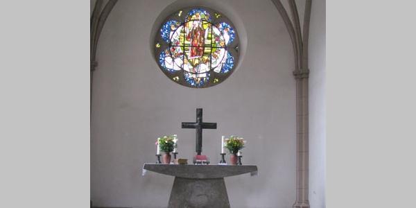 Der Altar von St. Nicolai