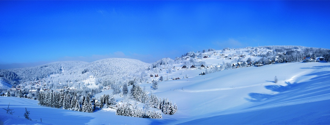 Winterpanorama Klingenthal