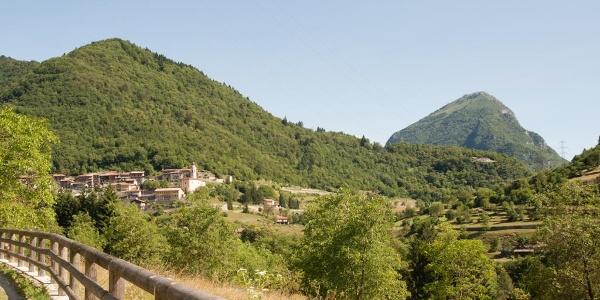 Das Dorf Campi