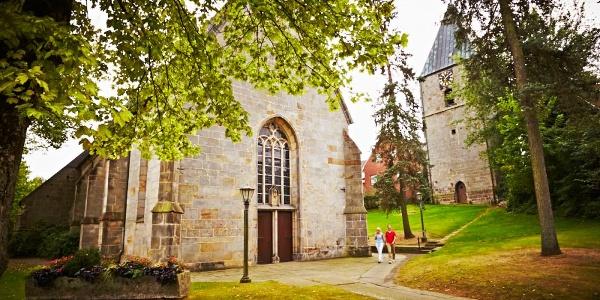 ev. ref. Kirche Gildehaus