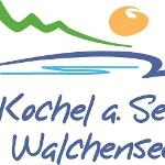 Logo Tourismus Kochel- und Walchensee