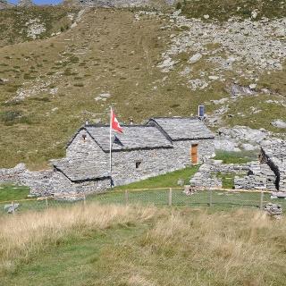 Capanna Alpe Canaa