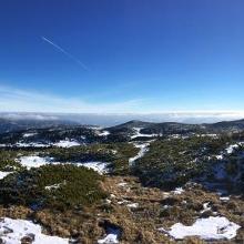 höhe 1820 m, zwischen bärengrube und kloibentörl