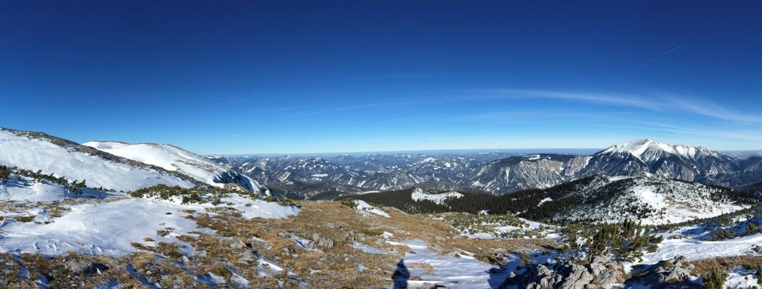 höhe 1820 m, zw. kloibentörl und bärengrube