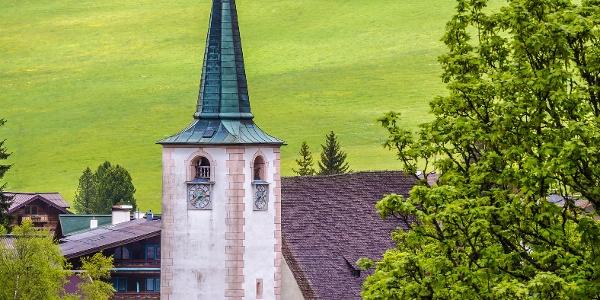 Wallfahrtskirche zum Filzmooser Kindl