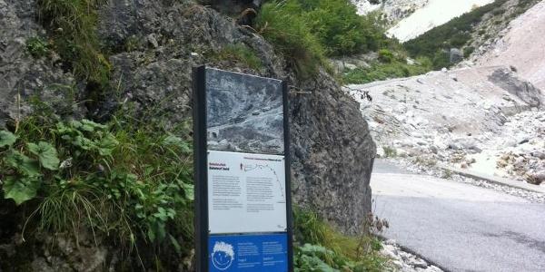 Infostellen geben Einblick in die Salzgeschichte