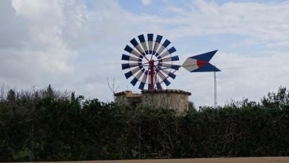Windmühle Sa Caseta