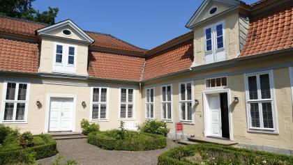 Lessinghaus in Wolfenbüttel