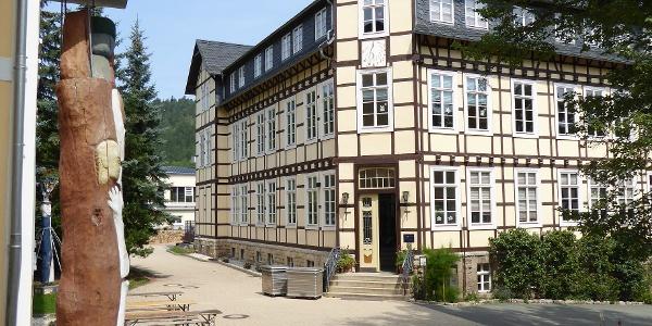 In der Freien Fröbelschule Keilhau.