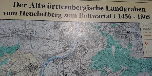 Altwürttemberger Landgraben