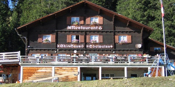 Berggasthaus Edelweiss Kinzig Bürglen
