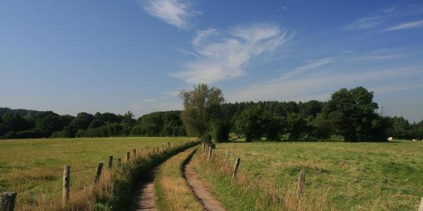 Spaziergang für die Seele Hauset