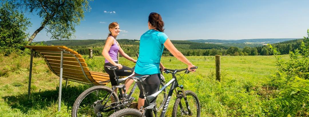 Mountainbiken in Rheinland-Pfalz