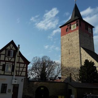 Kirche in Winterbach