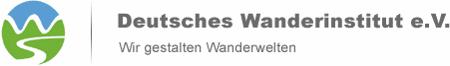 Logo Deutsches Wanderinstitut e.V.