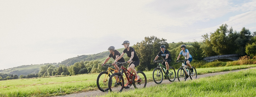 Mountainbiketouren an der Nahe